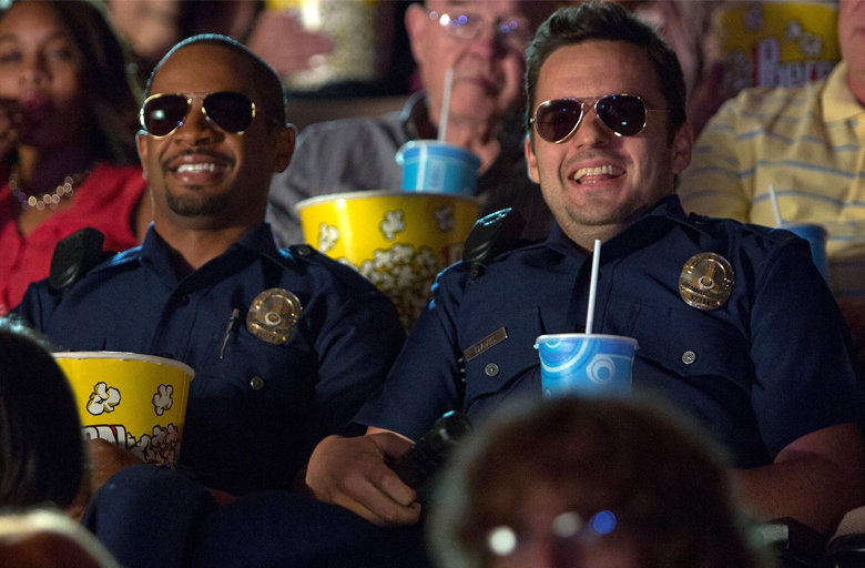 Let's be Cops: Cliché, Confusing, Hilarious