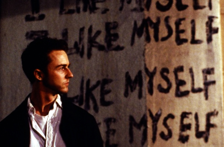 Fight Club, Edward Norton
