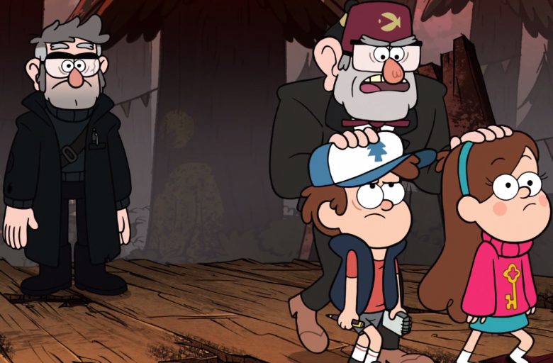 Gravity Falls: A Tale of Two Stans