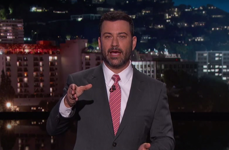 Jimmy Kimmel, YouTube and Straight Punching