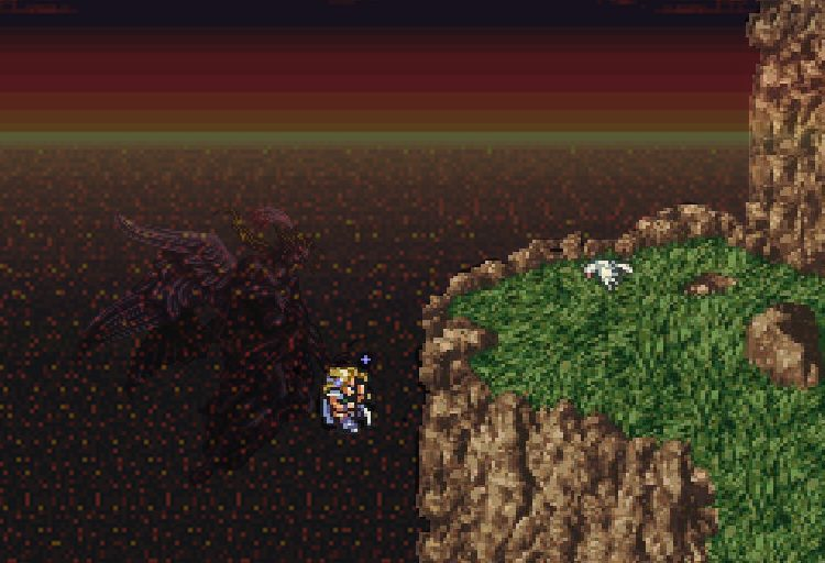 Final Fantasy VI and Suicide