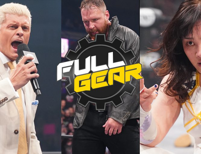 AEW Full Gear Preview