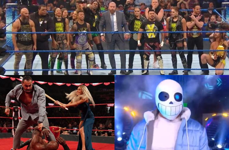 This Week in Wrestling Ratings – Week 5, October 2019