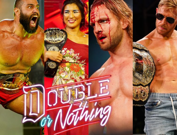 Double or Nothing 2021 Predictions