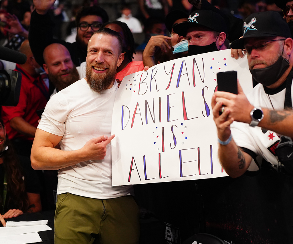 AEW Fans: You Are No Longer The Underdog